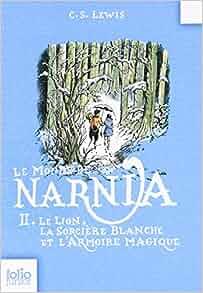 Amazon.fr - Le Monde de Narnia, II : Le Lion, la Sorcière