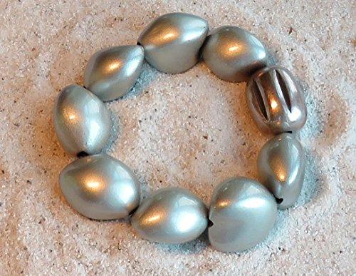 Armband mit Silberzwischenteil ()