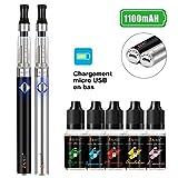 Cigarette Electronique: Lovaper Evod Cigarettes électroniques Kit Complet, Top...
