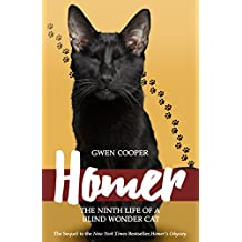 Homer: The Ninth Life of a Blind Wonder Cat (English Edition)