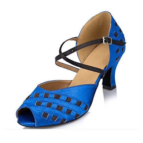 Meijili - Ballroom donna Blue