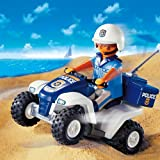 PLAYMOBIL® 3655 - Police-Quad