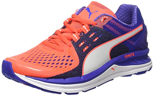 Puma Spd1000signitewf6, Scarpe Sportive Indoor Donna Rosso (RED/BLUE 03RED/BLUE 03)