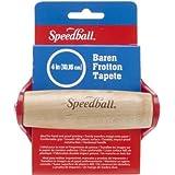 Speedball Art Products Plastique Rouge Baron Baren (10,2cm