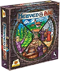 Pegasus Spiele 54544G Heaven & Ale, bunt