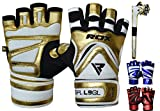 RDX Gym Weight Lifting Gloves Workout Fitness...
