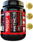 Grizzly Nutrition True Instincts Pre Workout - 425gram/ 60 Servings (Watermelon Tequila Flavour)