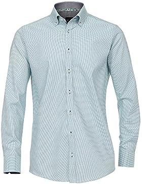 Venti Herren Businesshemd 65er Ärmel 100% Baumwolle - Slim Fit