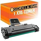 Gorilla-Ink® 1 kompatible Toner XXL Black für Samsung ML-1610 ML-2010 ML-2571 ML-2571N SCX-4321 SCX-4521 F SCX-4521FR