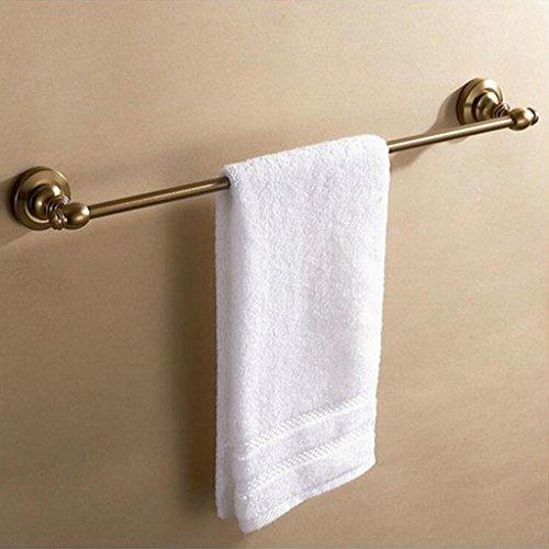 Olydmsky porta asciugamano bagno spazio antico di antiquariato a singola asta portasciugamani asciugamano