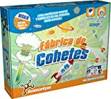 Science4you Fábrica de Cohetes - Juguete científico y Educativo