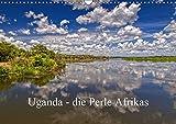 Uganda - die Perle Afrikas (Wandkalender 2019 DIN A3 quer): Ein Streifzug durch Uganda, ein wunderschönes Land Westafrikas (Monatskalender, 14 Seiten ) (CALVENDO Orte)