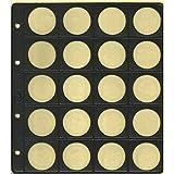 Funda 20 Monedas 31 MM Diámetro 752 Pardo Pte 10-Unidades