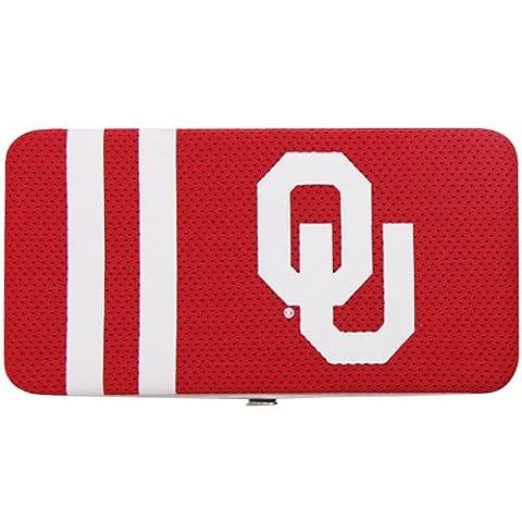 NCAA Oklahoma Sooners Shell Mesh Wallet