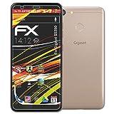 atFolix Folie für Gigaset GS280 Displayschutzfolie - 3 x FX-Antireflex-HD hochauflösende entspiegelnde Schutzfolie