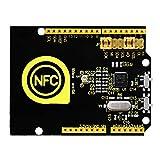 KEYESTUDIO NFC/RFID Reader PN532 Schild Mit 13,56 MHz Etikett Für Arduino UNO R3