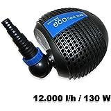 Jebao FTP 12000 Pompe de bassin Eco 12000l/h 130W