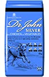 Gilbertson & Page Dr Johns Silver Complete Dry Dog Food Chicken, 15 kg