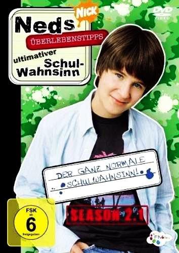 Neds Überlebenstipps: Ultimativer Schulwahnsinn - Der ganz normale Schulwahnsinn! / Teil 2.1 [Edition Nick] (Pal, Full Length)