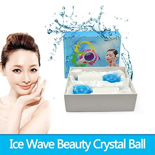 Beauty AGL Gesichts Eiskugeln Massage-Ball Cryo Globen Magie Zum Pickel und Faltenreduzierung, festes Gesicht, Einheitliche Hautfarbe, poren schrumpfen, Geben Sie einen Facelifting-Effekt