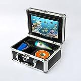 Nuovo 17,78 cm LCD TFT videocamera ecoscandaglio HD Sistema di 600TV linee macchina fotografica subacquea