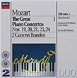 Duo - Mozart (Klavierkonzerte, Rondos)