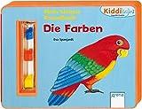 Mein kleines Rasselbuch - Die Farben (Kiddilight)