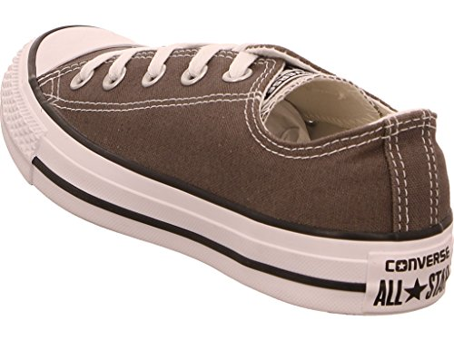 Converse Chuck Taylor All Star, Baskets Unisexe Grigio Charcoal
