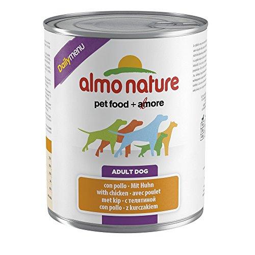 Almo Cane Daily Menu Gr 800 X 12 Pollo