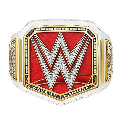 WWE WOMEN'S WORLD HEAVYWEIGHT CHAMPIONSHIP COMMEMORATIVE REPLICA WRESTLING TITLE BELT ...