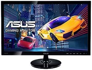 Asus VS248HR Gaming Monitor, 24'' FHD 1920x1080, 1 ms, 250 cd/m2, HDMI, DVI-D, D-Sub
