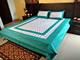 Ramabhakta _ double Bed sheet ( with two...