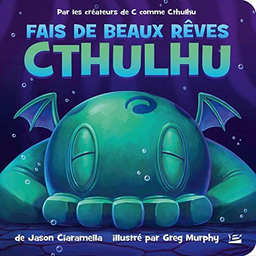 Fais de beaux rêves Cthulhu 51qXAPeFj-L