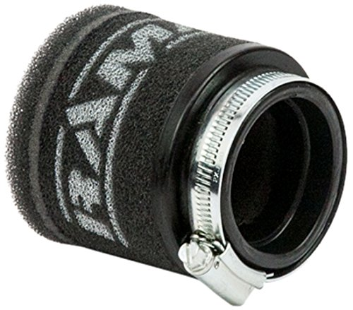 Ramair Filters MR-007 Filtro de aire para motocicleta, negro, 52 mm