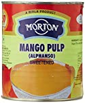 Ready to serve  mango pulp from king of mango alphonso.