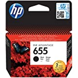 Hp 655 Black Original Ink