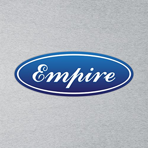 Star Wars Rogue One Empire Ford Car Badge Women's Vest Heather Grey