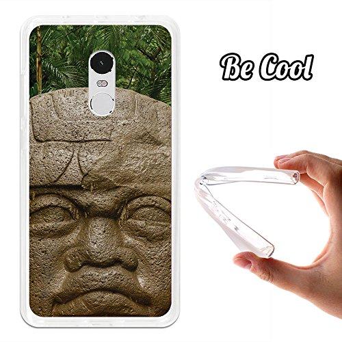 Becool® - Funda Gel Flexible para Xiaomi Redmi Note 4, Carcasa TPU fabricada con la mejor Silicona, protege y se adapta a la perfección a tu Smartphone y con nuestro exclusivo diseño. Tolteca