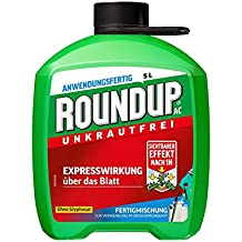 Roundup AC Unkrautfrei Nachfüllflasche 5 l AF - ohne Glyphosat