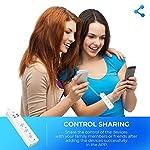 Multipresa-Ciabatta-Elettrica-Wifi-Multipresa-Intelligente-a-3-AC-Prese-e-4-Porte-USB-di-Gblife-Controllo-VocaleTelecomando-Protezione-da-Sovraccarico-Compatibile-con-Amazon-AlexaGoogle-Home