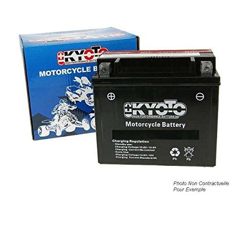 KYOTO - BATTERIA Ytr4a-bs - L114xl49xH85 - Senza Manutenzione - Fornita con acido