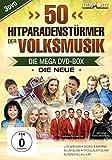 50 Hitparaden-Stürmer der Volksmusik-die Neue [3 DVDs]