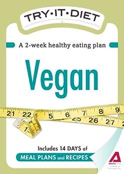 Try-It Diet - Vegan (Try-It Diets) by [Media, Adams]