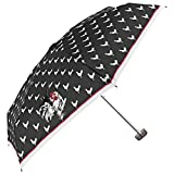 Paraguas plegable super mini de mujer - Elegante y compacto, de viaje y para bolso - Ultra mini y...