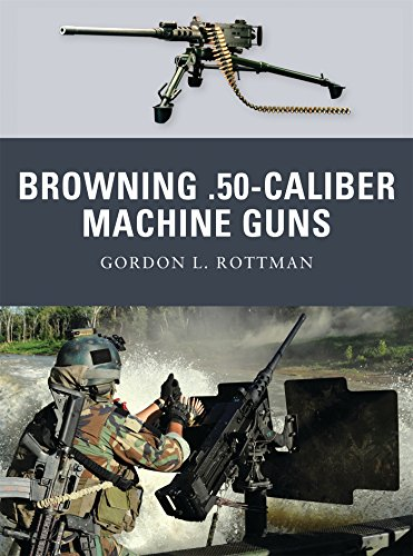 Browning .50-caliber Machine Guns (Weapon, Band 4) Band 1/2