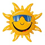 Sonne aufblasbar...