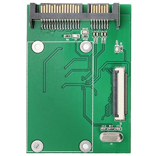 Unidad Disco Duro ZIF SSD HDD 40 Pines 7 + 15 convertidor