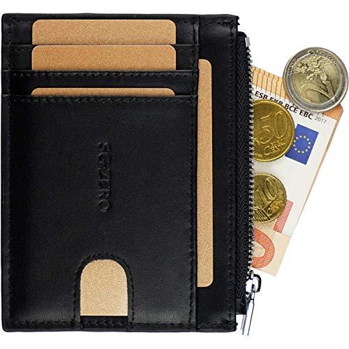 0254109c56 Portafoglio uomo con porta carte d'identità - Portafogli protezione ...