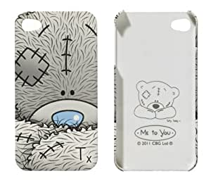 Me to You Coque pour iPhone 4 Gris