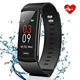 AKASO Fitness Tracker Watch, Activity Tracker with Heart Rate Monitor, Waterproof Step Tracker